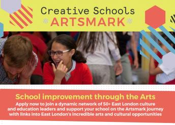 Creative Schools Artsmark